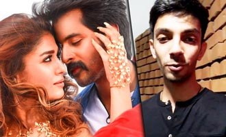 Anirudh LIVE : Velaikaran Audio Launch Details
