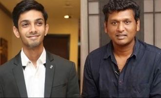 Anirudh and Lokesh Kanagaraj seek divine blessings ahead of 'Master' release
