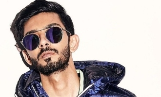 Anirudh Ravichander croons a song for Telugu Superstar - Know who?