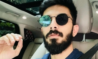 Rockstar Anirudh has rendered his voice for this magnum opus movie! - Full details