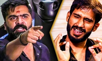 Simbu's Trust in his Fans made him FEARLESS : Anish Interview