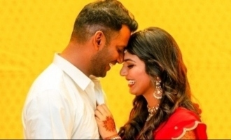 Breaking! Vishal-Anisha wedding date info