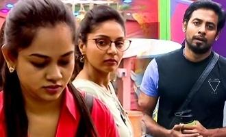 Anitha Sampath's frank opinion about Aari and Sanam Shetty