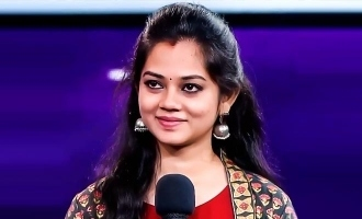 Bigg Boss 4 Anitha Sampath's emotional statement about her father!