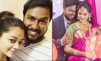 Anitha Sampath's husband's emotional experience first time after they started loving