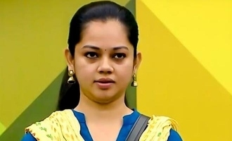 Anitha says about the reason of her eviction