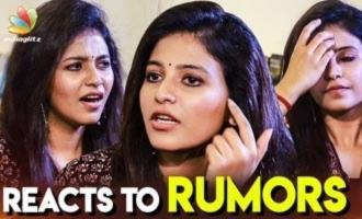 OMG!! Anjali Reveals Truth about Rumors Against Her