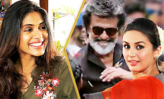 Rajini's Love Track in Kaala revealed - Anjali Patil Interview