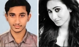 'Peranbu' Anjali Ameer shares video of her transformation from man to trans woman