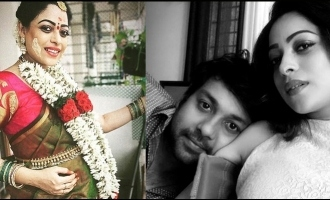 Popular Tamil actress blessed with a baby boy!