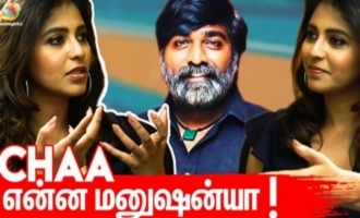 Heroine can dress as they wish - Vijay Sethupathi-Anjali interview