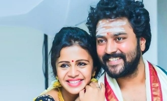 Tamil actor complains against pervert who continuously harassed his wife