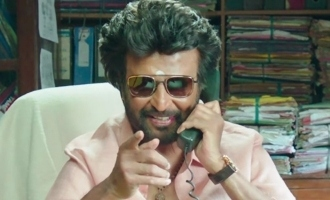 """""""Carnival celebration starts today"""" - Superstar Rajinkanth's power packed trailer is here!"""
