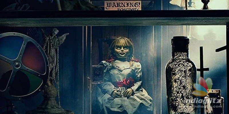 She wants to possess everyone - Annabelle Comes Home 2nd trailer is here
