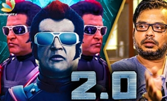 2.0 is 10 Times Grandeur Than Enthiran : Editor Anthony Interview