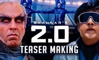 2.0 - Official Teaser Tamil | Editor Anthony Interview