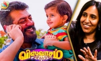 Thala Ajith Never Uses Makeup : Viswasam Costume Designer Anu Vardhan