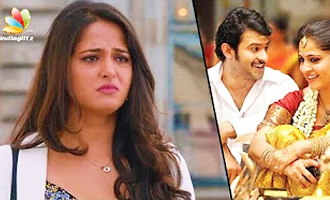 Anushka Shetty is angry with the news of her marriage to Prabhas