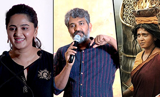 Anushka Shetty and SS Rajamouli Speech at Chennai for Bahubali 2 Press Meet
