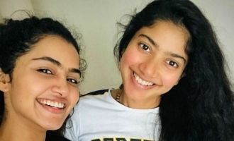 Anupama Parameshwaran reaffirms her love for Sai Pallavi in a cute post