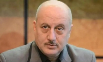 Anupam Kher confirms that his family members infected by COVID 19