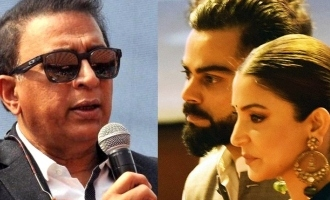 Anushka Sharma attack Gavaskar bad comment Kohli performance