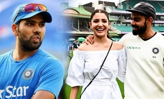 Rohit Sharma unfollows Anushka Sharma; Is this her response to him?