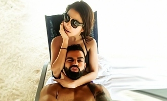Virat and Anushka's hot new beach pic goes viral