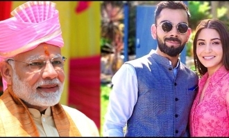 You will be amazing parents: PM Modi tells Virat Kohli and Anushka, Virat responds