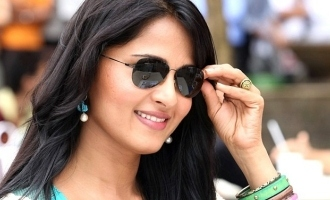 Anushka's next thriller begins!