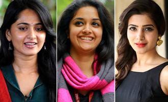Anushka joins Keerthy Suresh and Samantha?