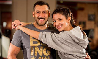 'Sultan' Salman Khan gets Anushka Sharma!