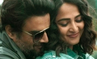 Official: Anushka - Madhavan's next thriller release date announced!