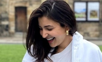 Bollywood star Anushka Sharma turns into a photographer for the Indian Skipper! – Exclusive Pictures