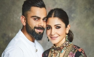 After Virat Kohli, Anushka Sharma turns to cricket!