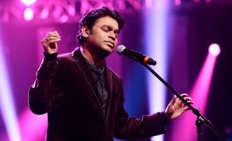 A.R. Rahman sings special line for Kerala people to console them from US