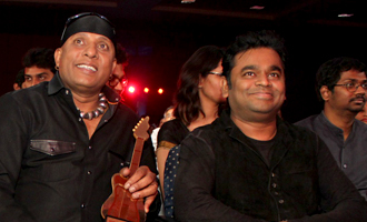 AR.Rahman at Big Tamil Melody Awards 2015