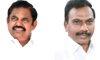 DMK MP A Raja booked by police for comments on CM EPS