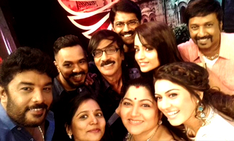 Change in plans for 'Aranmanai 2'