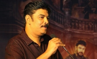 """Sundar C gets emotional on stage: """"I never thought 'Aranmanai 3' will be Vivek sir's last film."""""""