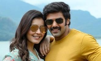 இன்று 'அரண்மனை 3' ரிலீஸ்: சுந்தர் சி, உதயநிதிக்கு டுவிட் செய்த ஆர்யா!