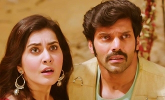 The spooktacular trailer of 'Aranmanai 3' is out now! - Biggest Horror Comedy