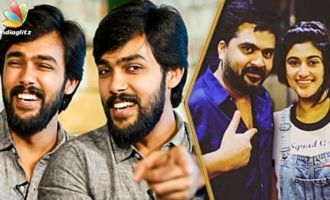 Arav about Simbu, Oviya & Live In Relationship | Interview