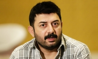 Arvind Swami shares important video explaining social distancing to escape COVID 19