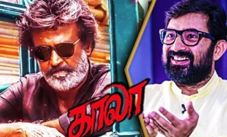 REVEALED : Kaala First Scene With Rajinikanth - Aravind Akash Interview