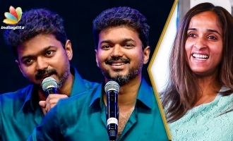 Vijay Speaks what his Heart Says : Archana Kalpathi about Thalapathy