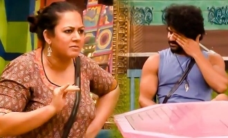 Bigg Boss 4 Balaji in tears after cornered by Archana and Rio!