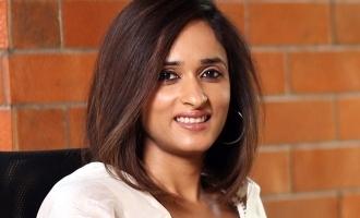 'பிகில்' படத்தில் அரசியல் உண்டா? அர்ச்சனா கல்பாதி