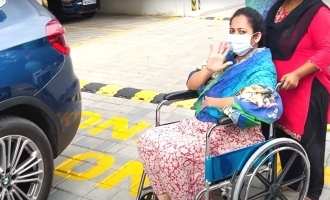 Biggboss Archana discharged from hospital
