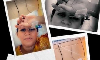 Archana daughter zaara update for her mother health